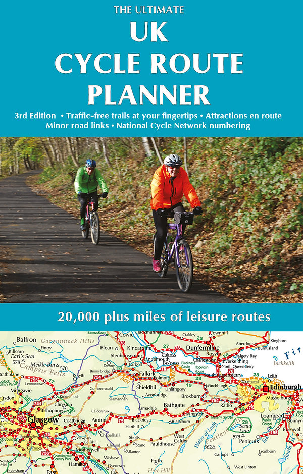 The Ultimate UK cycle planner Excellent Books Review