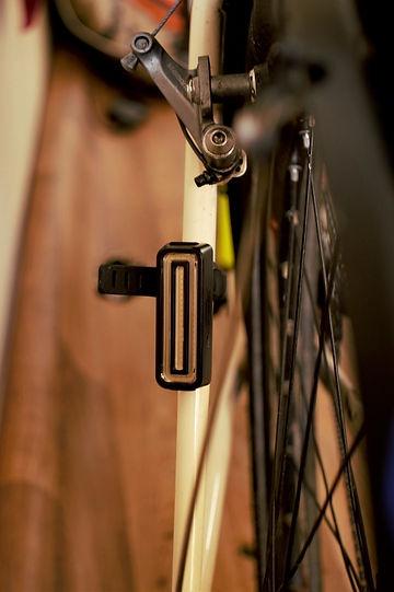 back bike cycle light brake caliper