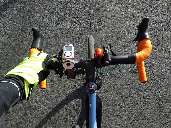 riser handlebar bars wrap bicycle cycle road