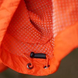 Polaris Challenge Pioneer Windproof cycling jackethem adjuster
