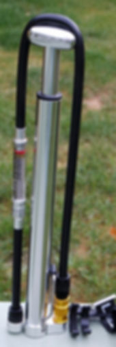 Lezyne Micro Floor Pump