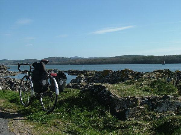 Bicycle cycle bike sea