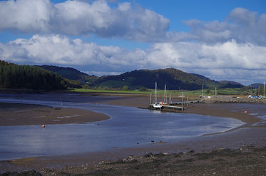 River Urr Kippford Dalbeattie