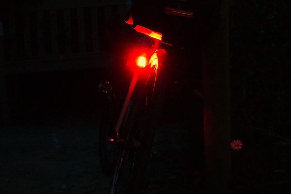 bike bicycle cycle red light