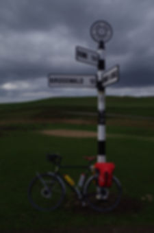 Bewcastle NCR10 Hadrian's Wall Reivers route cycing
