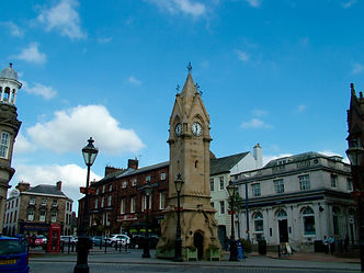 Clock tower, Penrith