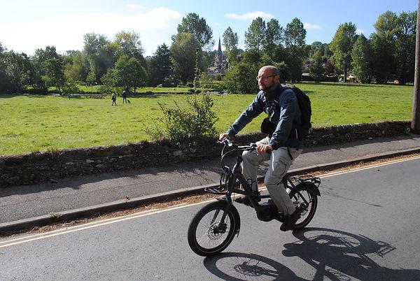 richard peace bike ebike E.Bike