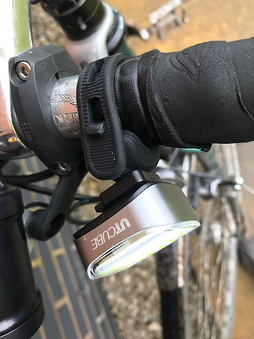 bicycle cycle bike light mount strap bracket