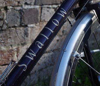 Swallow bspoke bicycle
