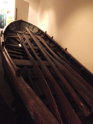 Grace Darling Coble Boat