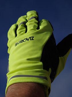 Proviz spoortive waterproof glove tested