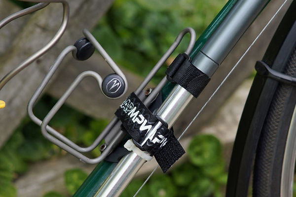 MPW Tube Strap with Lezyne Micro Drive Floor Pump