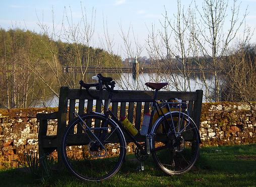 Reservoir Castle Carrock cumbria Tottergill