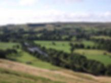 Middel Teesdale view