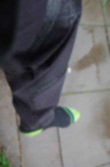 skyline pants trousers water resitamt wet showers pass