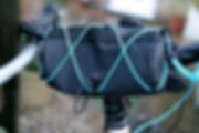 bar bag handlebar webbingbicycle bike cycle velo