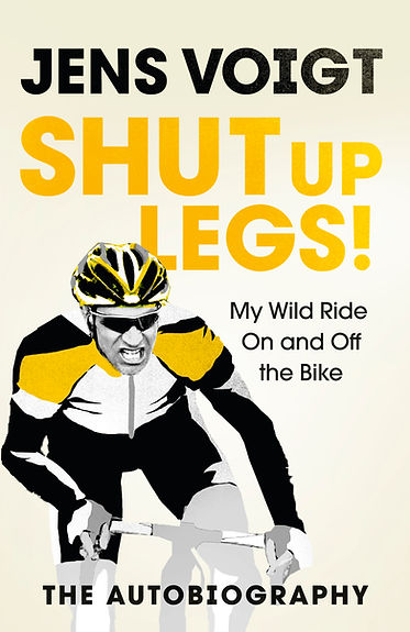 Jens Voight Shut Up Legs Book Review