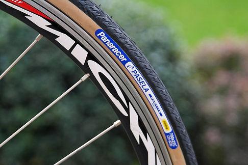 Panaracer Pasela road cyclin bike tyre tre