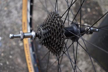 cassette bike wheel hub