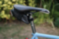 saddle seat post bag