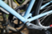 cycle frame bicycle