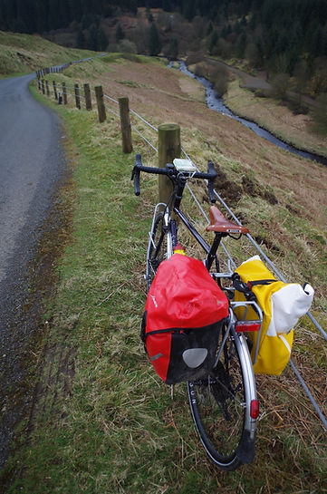 Swallow bicycle bespoke build