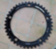 Cahin ring bicycle cyle genetic single speed