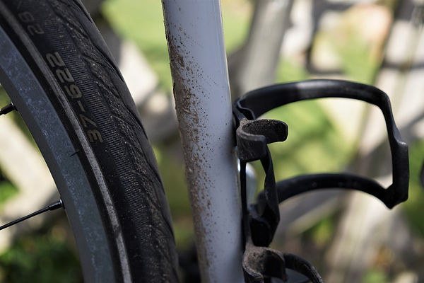 down tube bicycle dirty wash test review bike