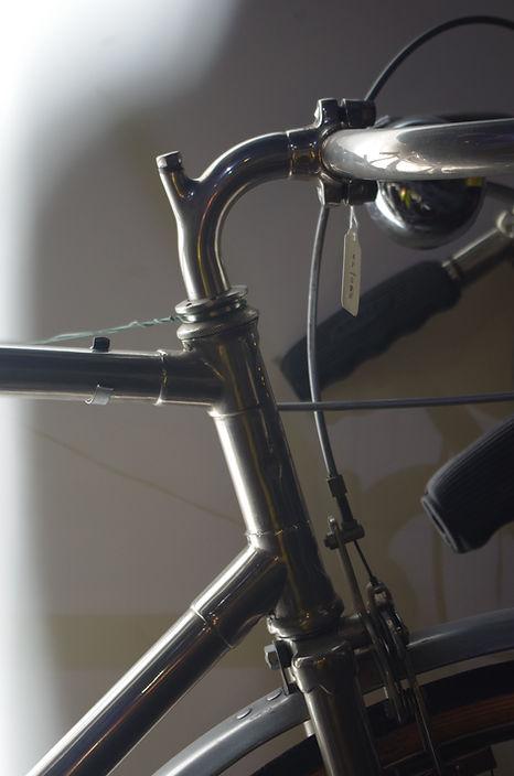 bicycle tubing handlebars stem
