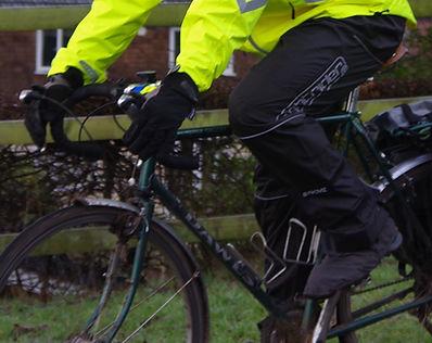 Proviz Nightrider waterproof overtrousers