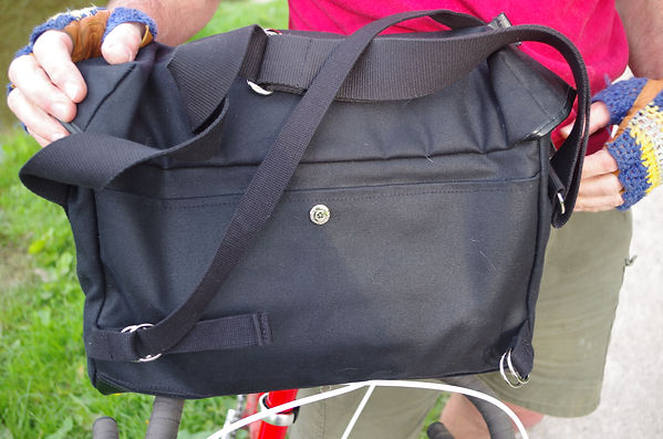 cyle luggage bag messeger satchel commute cycle cyclist bag