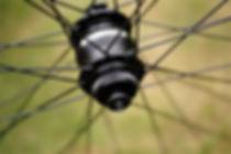 Shutter Speed Hub dynamo spd whel build gavel on a budgt