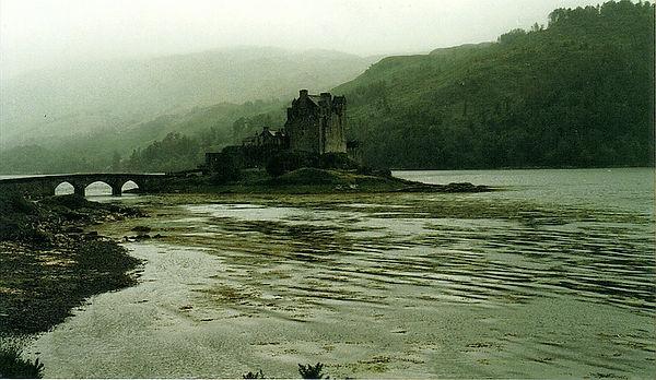 castle rain