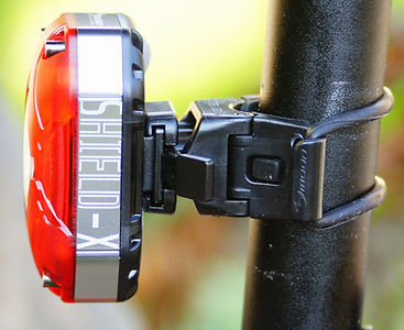 Moon Shield X Auto Rear cycle bicycle light