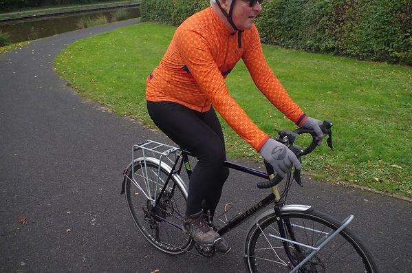 Chapeau jersey cycle bicycle bike jacket gear clothing