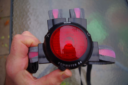 Oxford Commuter commute cycl bicycle light illumination safety