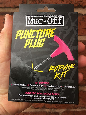 muc off box repair kit display cycle gear