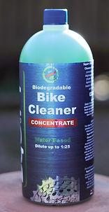 bottle plastic bike cleaner bicycle wash