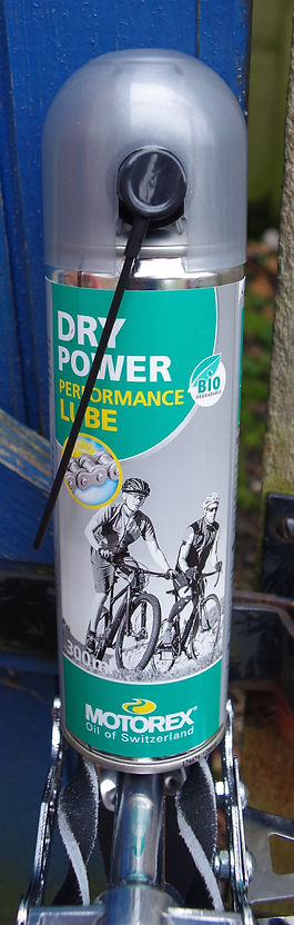 Motorex Dry power performace lube pray bicycle, bike, cycl;, chain