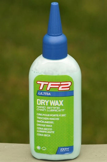 Weldtite TF2 Ultra Dry chain wax for bicycle bike cycle