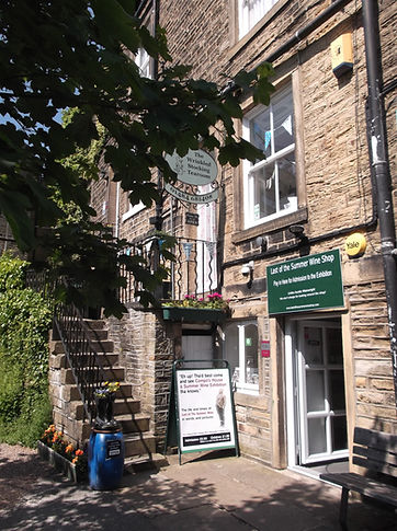 HOLMFIRTH CAFE AND COMPO