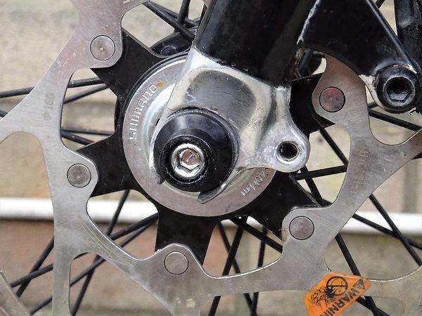 disc brake bike  cycle