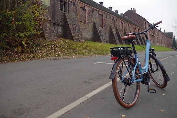 Riese and Mullr ebike E-Bike pedelec bicycle cycle