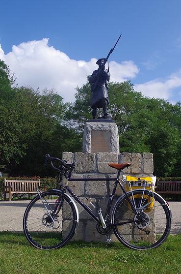 bike bicycle meonumenthighlander great war polygon wood