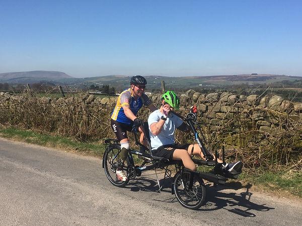 Pilgrim Bandits training cycle operation ride