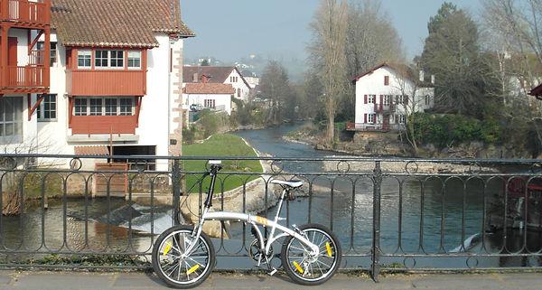 River Nive, St. Jean Pied-de-Port