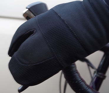 Phew Lobster gloves cycling