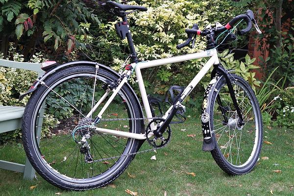 bicyclebike univega trainer