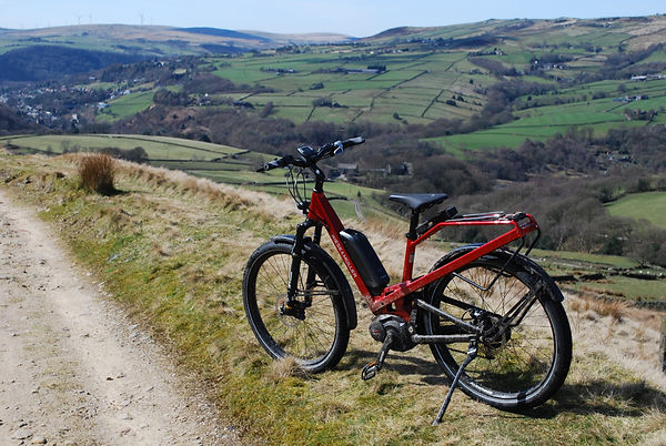 Riese & Muller Homage Nuvinci Test Review E.Bike Power asist cycle tour trek commute