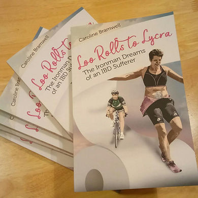 Loo Rolls to Lycra by Carolie Bramwell Cover
